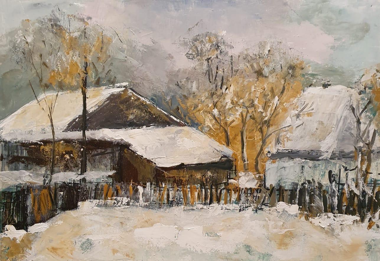 Iarna-40x50-cm-ulei-pe-panza