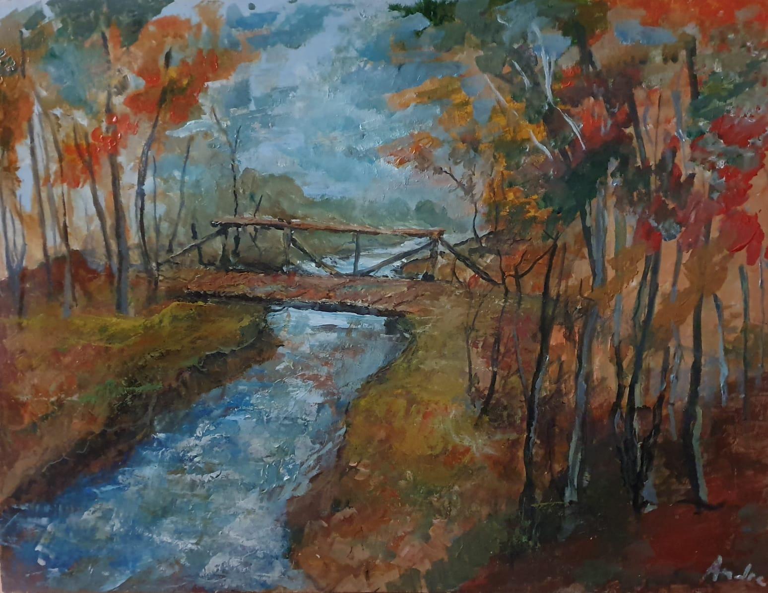 Podul-50x60-cm-acrilic-si-ulei-pe-panza
