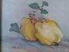 1.Aromă de toamnă-ulei pe pânză,22x28cm