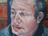 Portretul unui personaj 44x35cm, ulei/panza