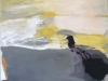 Lacul - acrilic pe panza, 100x120 cm-min