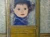 IARNA ALBASTRA - Asteptare / 29 x 21 cm / tehnica mixta, pictura  pe lemn / 2013- 2014;