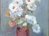 Margarete-ulei pe pânză- 35x25 cm