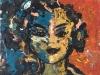 Bucurie - acrilic pe panza, 60x70 cm-min