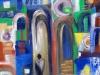 5-Choices -ulei.panza, 40x30 cm